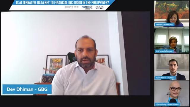 Dev Dhiman, Managing Director, Asia Pacific, GBG