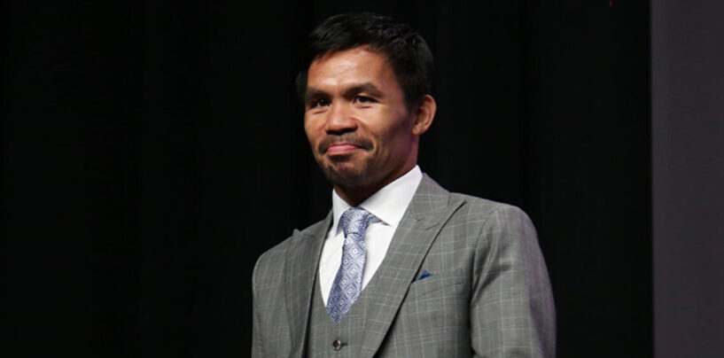 Manny Pacquiao Releases Limited Edition Digital Payments Card PacPay for Fans