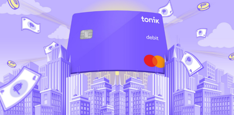Tonik Issues Numberless Physical Debit Card