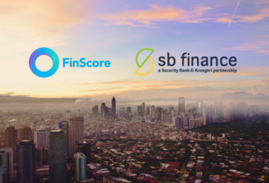 SB Finance Taps Finscore's Telco Data-Powered Credit Scoring Solution
