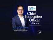 RCBC's Lito Villanueva Named Chief Innovation Officer of the Year
